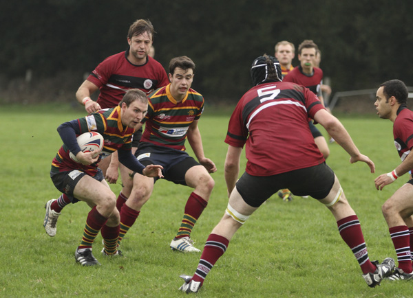 Norwich Rugby club vs UCS Old Boys