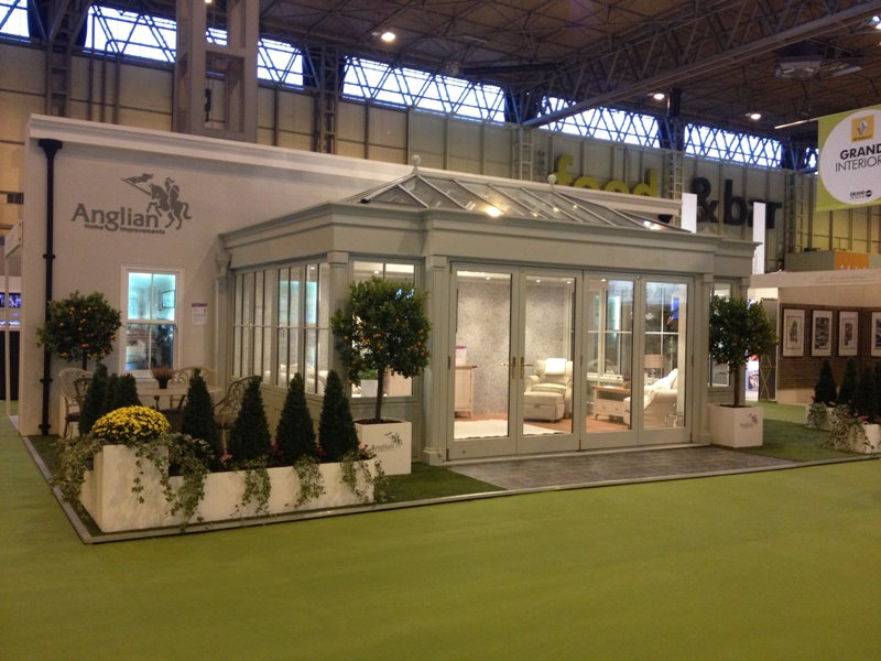 Anglian Orangery at Grand Designs Live