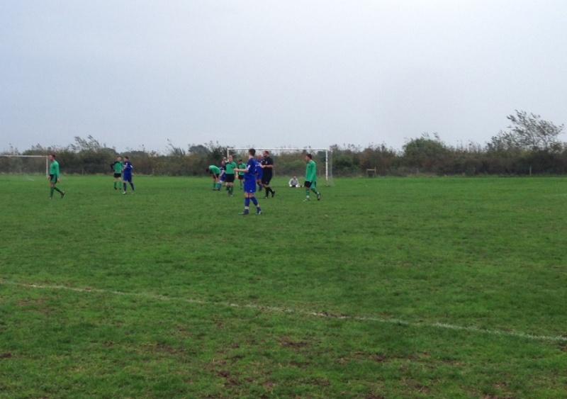 Anglian Knights scored by Jim Newman