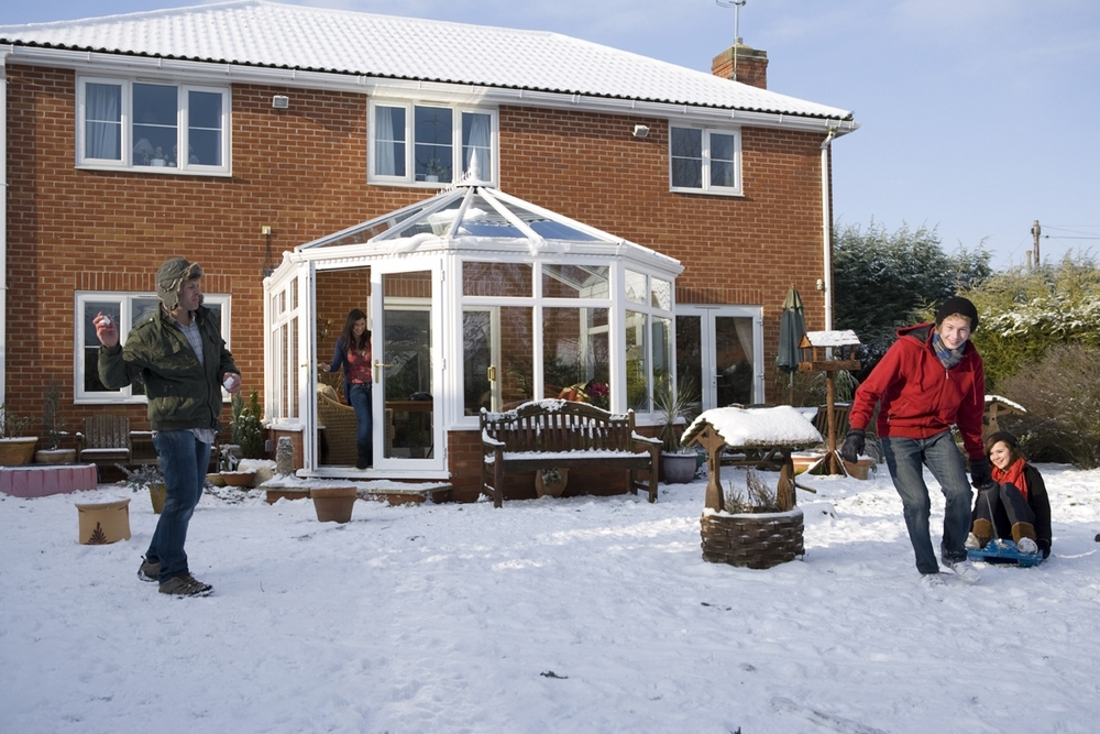 Winter conservatory