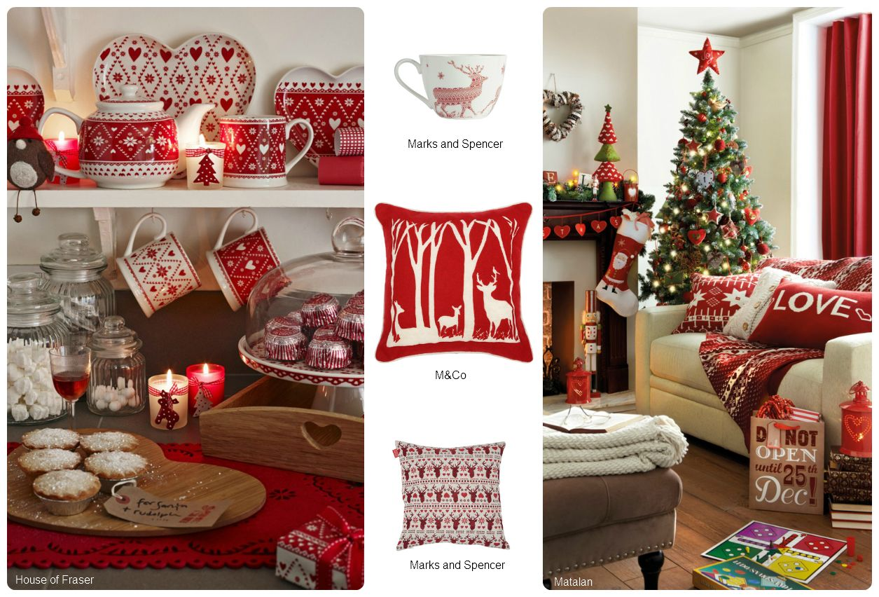 top 5 christmas décor themes | good to be home