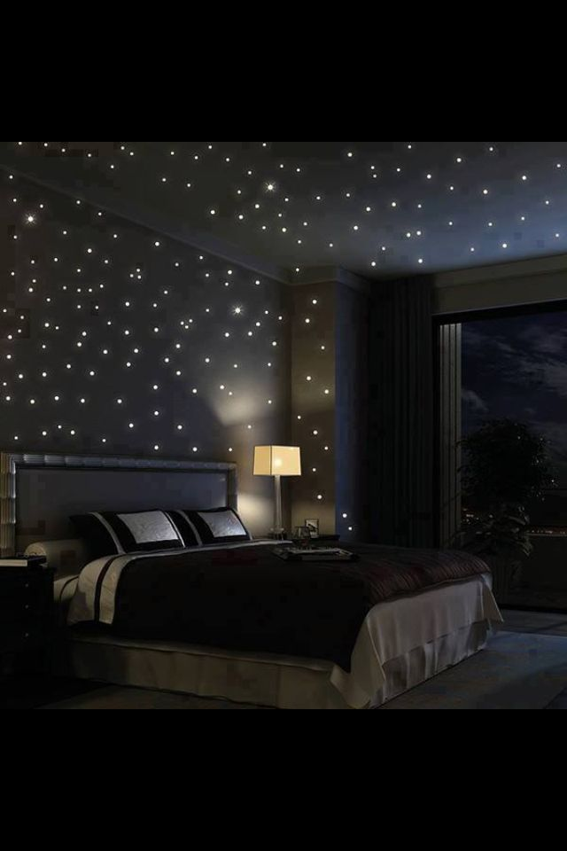 Here 39 s how to increase your bedroom ambiance with the for Bedroom lights decor