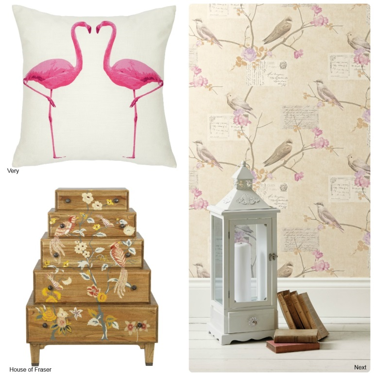 Bird patterns Spring trend