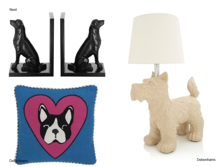 Dog home accessories