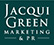 Jacqui Green Marketing & P R logo