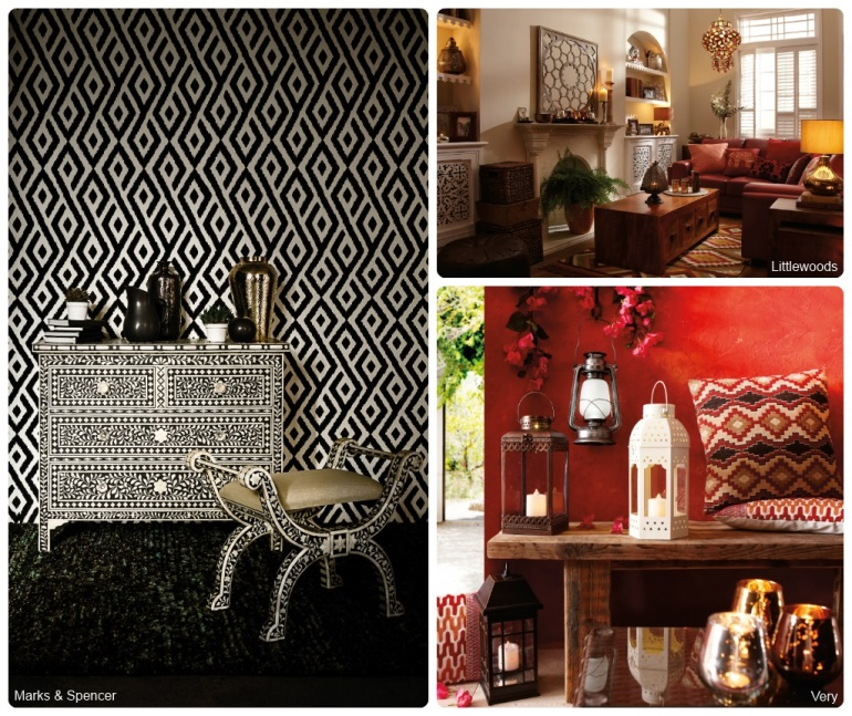 Moroccan magic designs