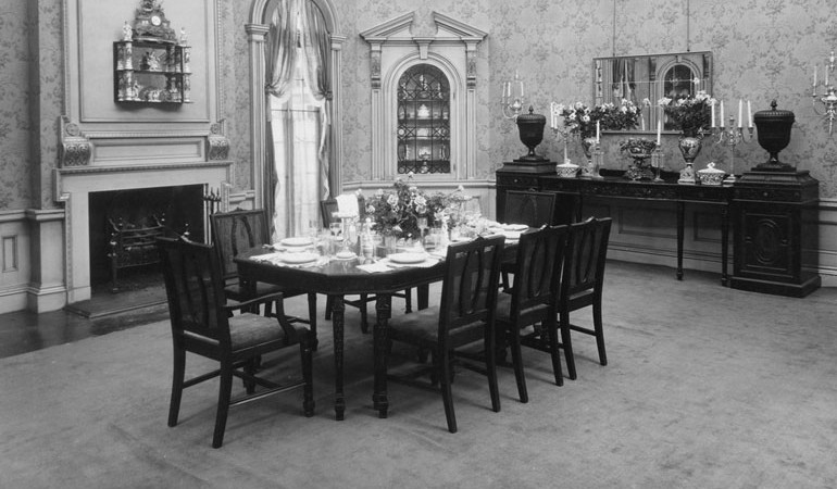 The Death of the Dining Room – A Guest Post by Julian Baggini