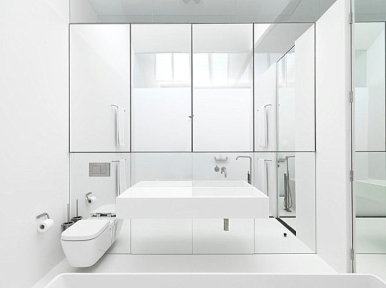 Decoist contemporary bathroom