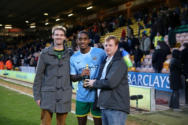 Leroy Fer Man of the match against Man City