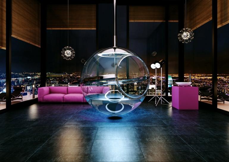 Bathsphere by Alexander Zhukovsky 2