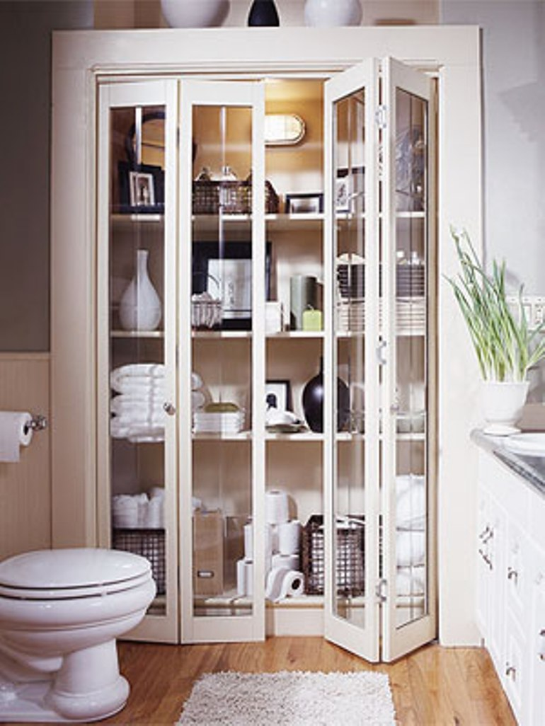 Style motivation bathroom cupboard