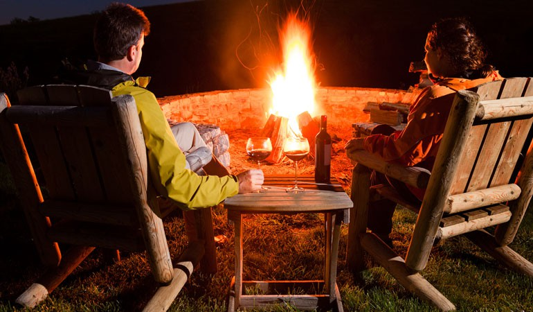 How to build the perfect Garden bonfire