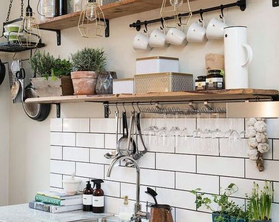 How To: Create A Chic Kitchen On A Budget