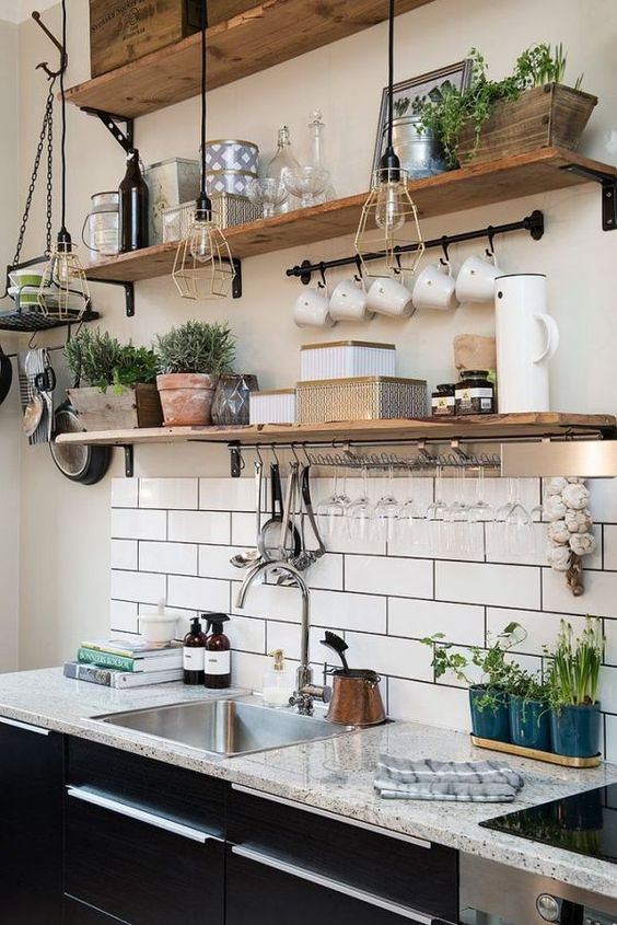 How To Create A Chic Kitchen On A Budget Good To Be Home