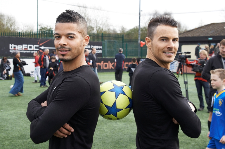 The F2 freestylers