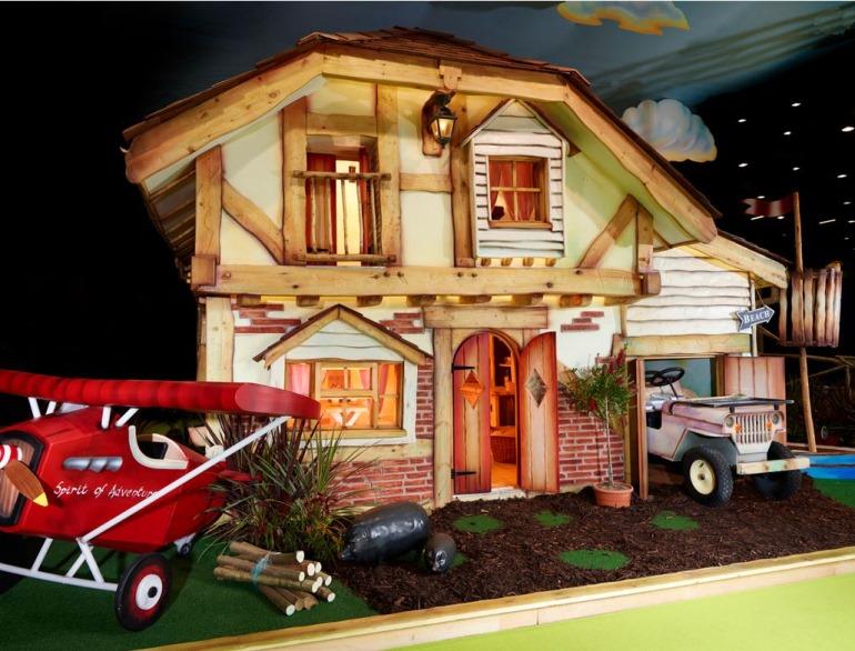 Adventurer's House
