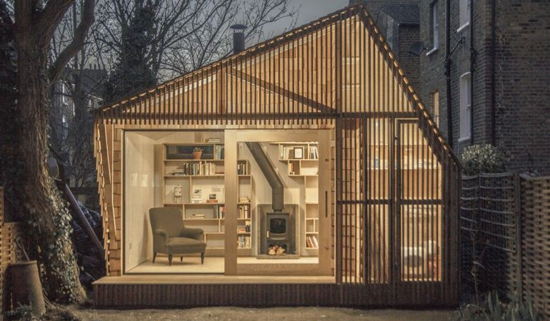 This is the Ultimate Writer's Shed