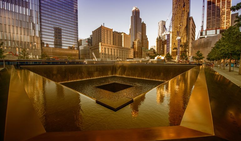 9/11 Memorial Museum Opens alongside One World Trade Center