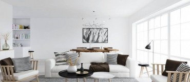 Achieve a Scandinavian Style Home Without Breaking the Bank
