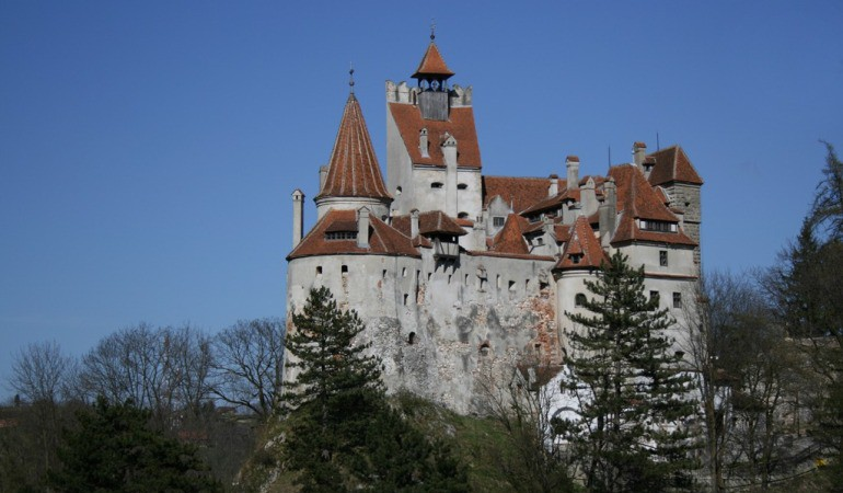 Dracula's Castle is up for Sale. Could you sink your teeth into it?
