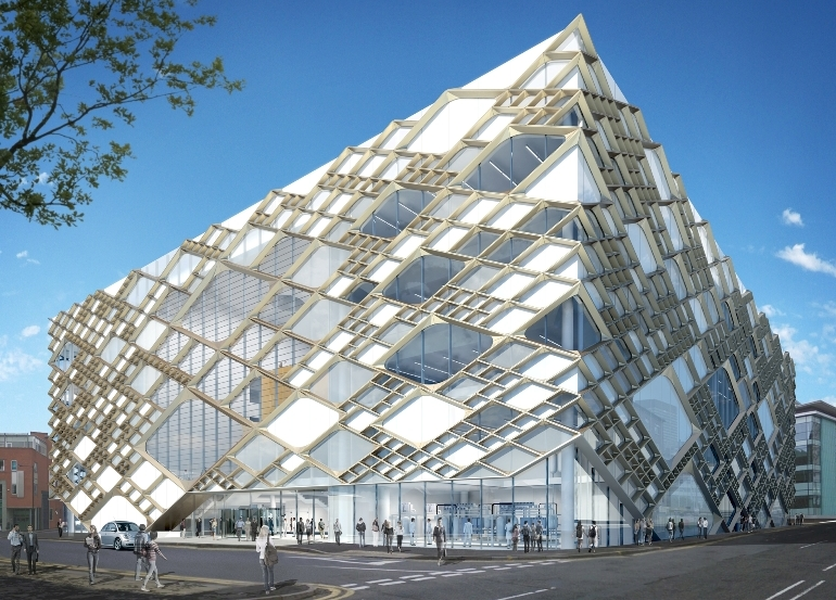Sheffield University Set To Be A Diamond Place To Study