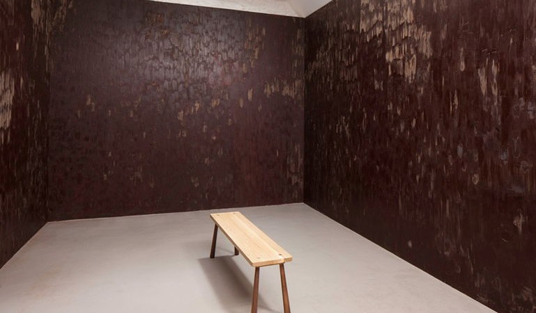 Scottish Artist Creates Room made Entirely of Chocolate