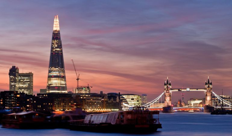 10 Things you should know about the Shangri-La Hotel in The Shard, London