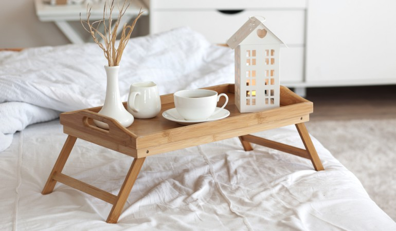 Achieve a Shabby Chic Bedroom for under £330 at IKEA