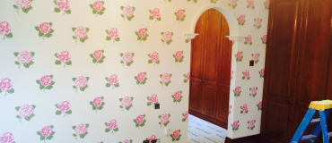 How to Wallpaper: Trade Secrets from Wayne de Wet