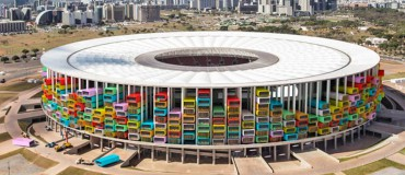Brazil's Empty Stadiums to be made Into Housing For Homeless