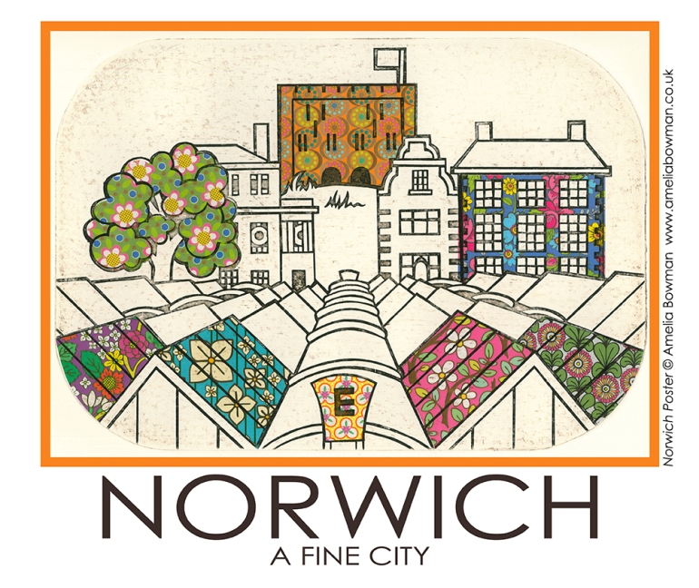Norwich Poster