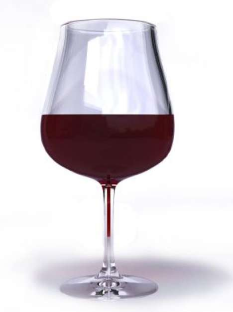 Glass inspiration 12 of the most unusual wine glasses you Temperature sensitive glass