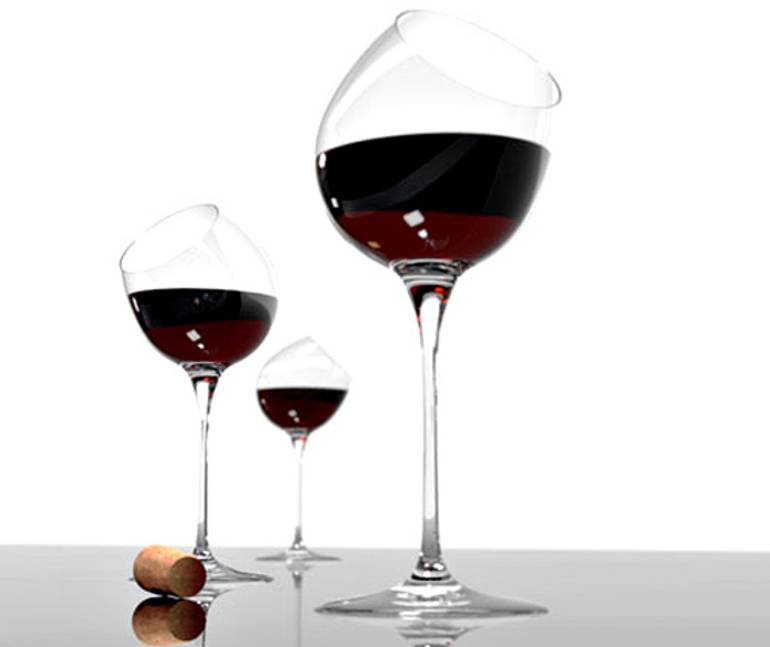 Glass inspiration 12 of the most unusual wine glasses you Unusual drinking glasses uk