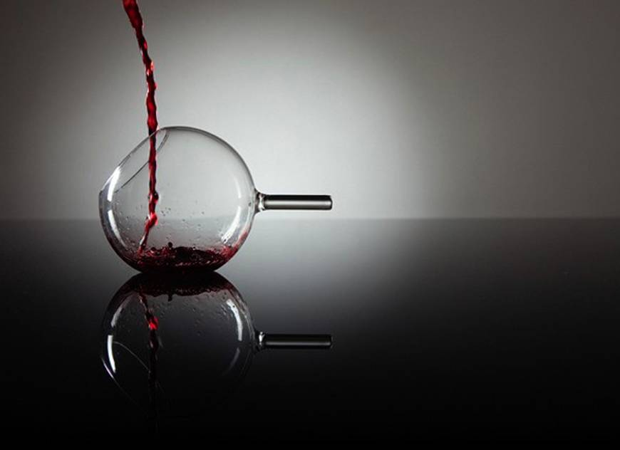 Glass Inspiration 12 Of The Most Unusual Wine Glasses You