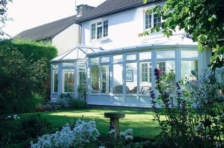 Anglian Home Conservatory