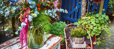 8 Easy DIY Garden Projects you can do While it's Sunny
