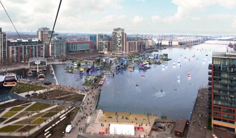 Boris Johnson Unveils Plans for UK's First Floating Village