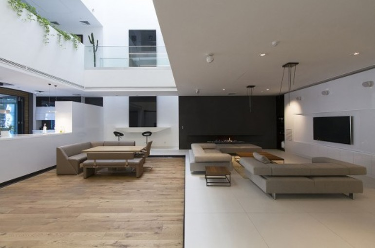 Sharifi ha House living area - NextOffice