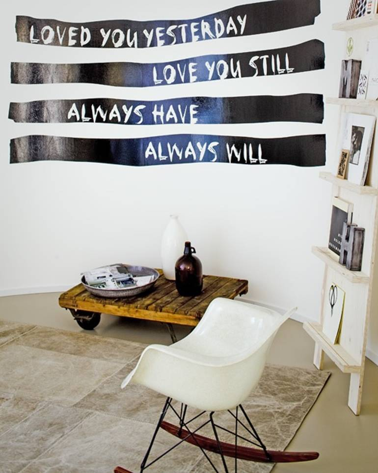 Wall Art Quote