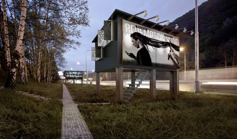 Billboard Homes