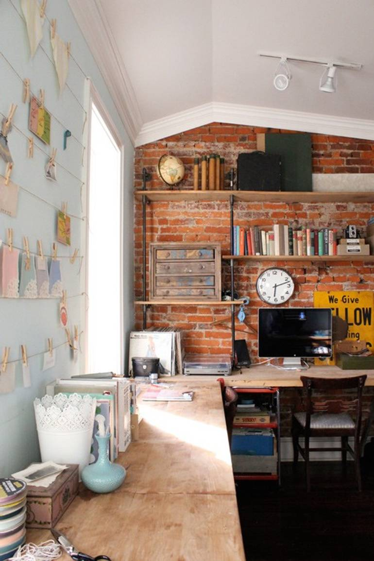 Home Office Walls