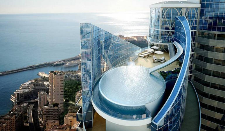 The World's Most Expensive Apartment set to Open in Monaco
