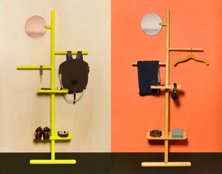 Camerino Valet Stand - Made in Britain