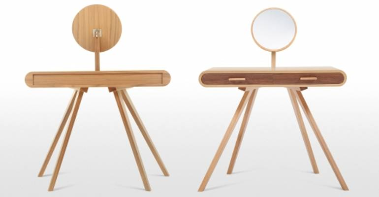 Fonteyn Dressing Table - Made in Britain