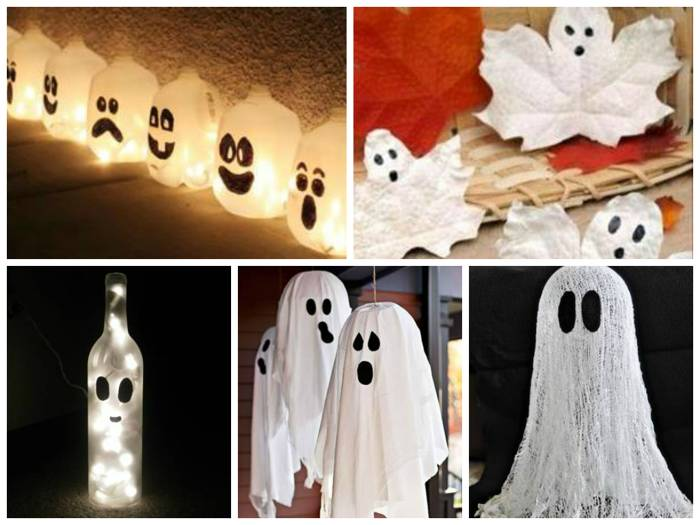 Ghost Decorations