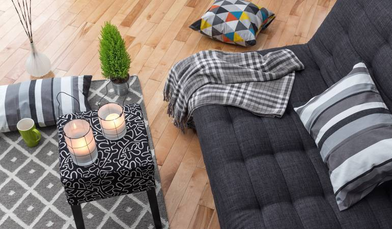 5 Steps to a Cosy Living Room