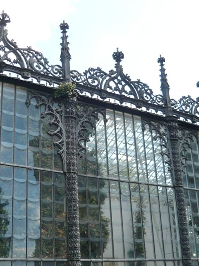 Hluboka Nad Vltavou Gate