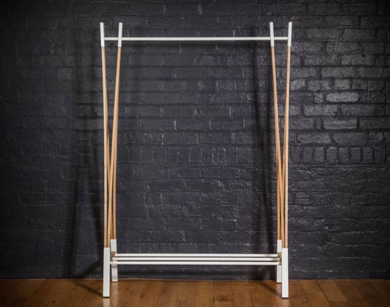 Kaori Clothes Rail, Large - Made in Britain