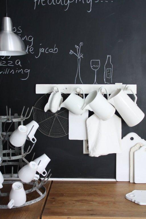 Kitchen Blackboard from Olof Jakobina