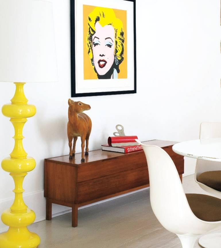 Pop Art at Home